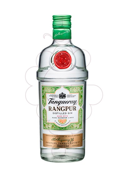Photo Gin Tanqueray Rangpur