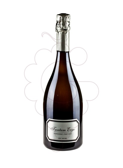 Photo Tantum Ergo Brut Nature sparkling wine