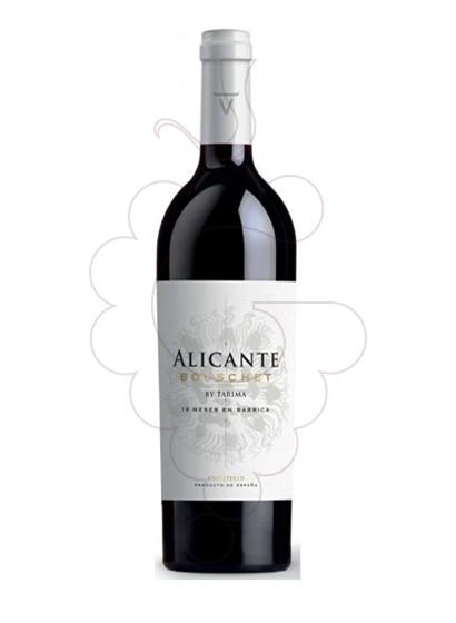 Photo Tarima Alicante Bouschet red wine
