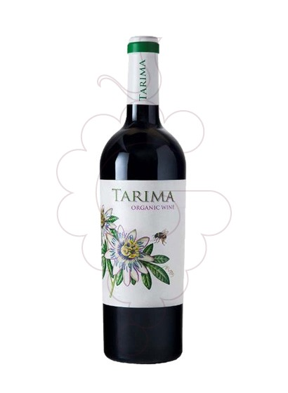 Photo Organic Red Tarima red wine