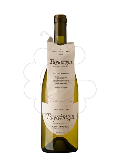 Photo White Tayaimgut white wine