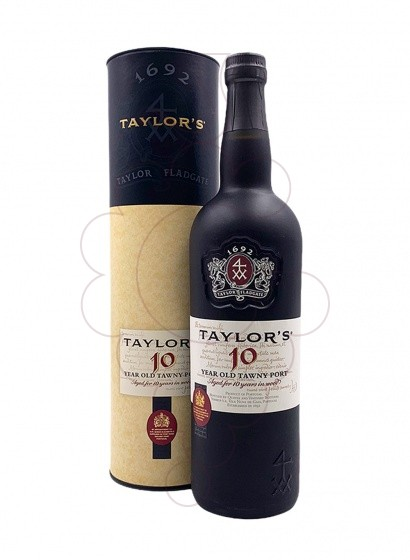 Photo Taylor's 10 Years fortified wine