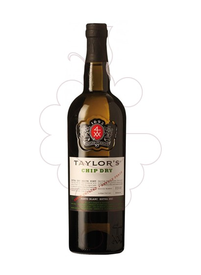 Photo Dry White Taylor's Chip fortified wine