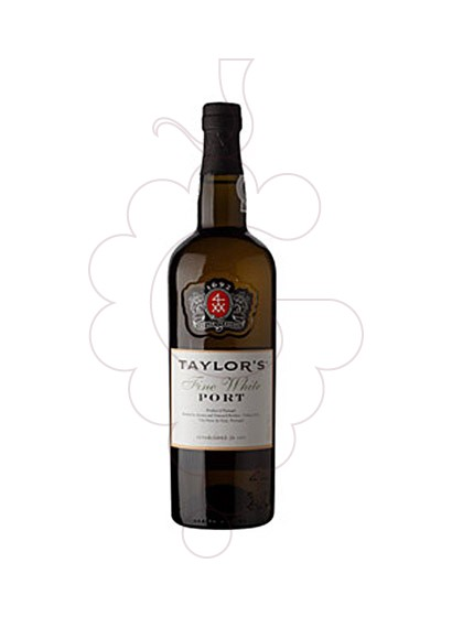 Photo Taylor's Fine White fortified wine