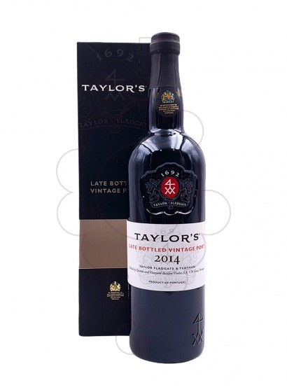 Photo Taylor's L.B.V. fortified wine