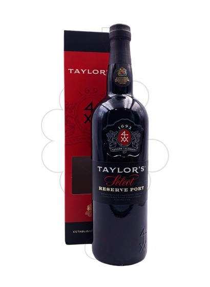 Photo Taylor's Select Reserve fortified wine