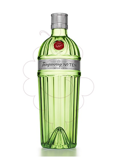 Photo Gin Ten Tanqueray