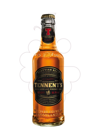 Photo Beer Tennent's Scottish Beer