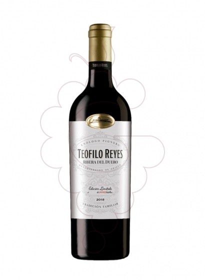 Photo Teofilo Reyes Crianza red wine