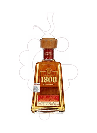 Photo Tequila 1800 Reposado