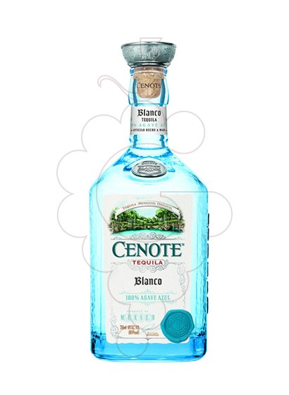 Photo Tequila Tequila cenote blanc 70 cl