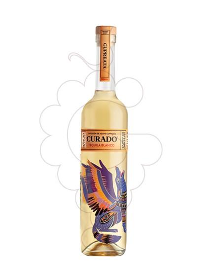 Photo Tequila Curado Cupreata