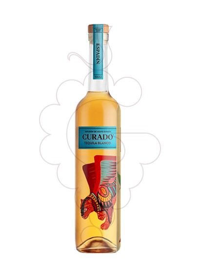 Photo Tequila Tequila curado espadin 70 cl