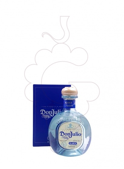 Photo Tequila Don Julio Blanco