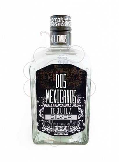 Photo Tequila Dos Mexicanos Silver
