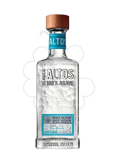 Photo Tequila Olmeca Altos Plata