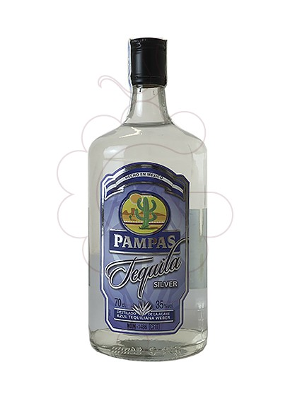 Photo Tequila Pampas Silver