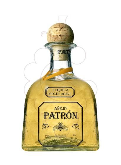 Photo Tequila Patrón Añejo