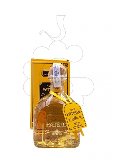 Photo Tequila Patrón Añejo