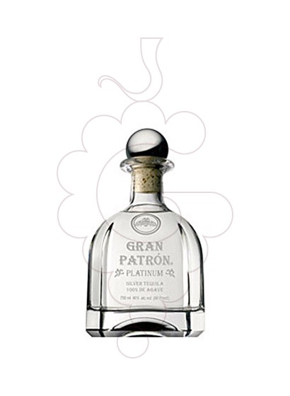 Photo Tequila Gran Patrón Platinum