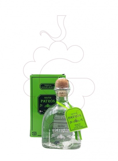 Photo Tequila Patrón Silver