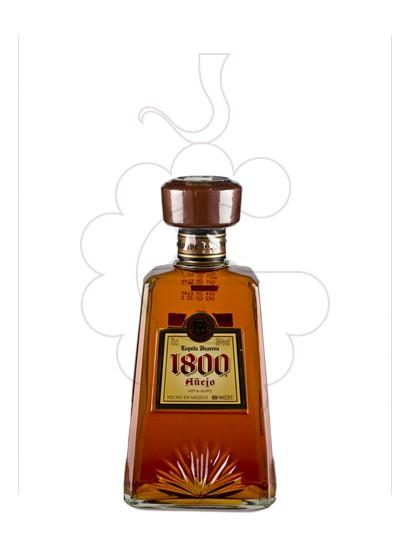 Photo Tequila 1800 Añejo