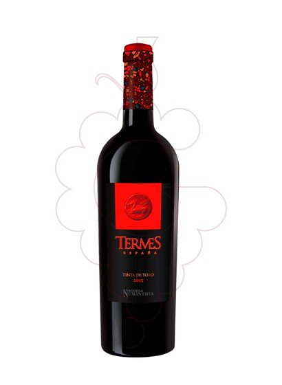 Photo Termes red wine