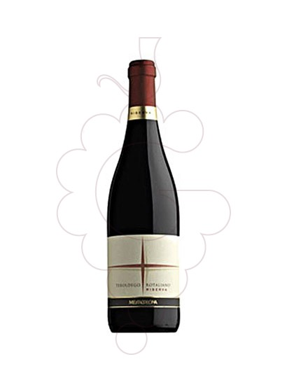 Photo Teroldego Rotaliano Riserva red wine