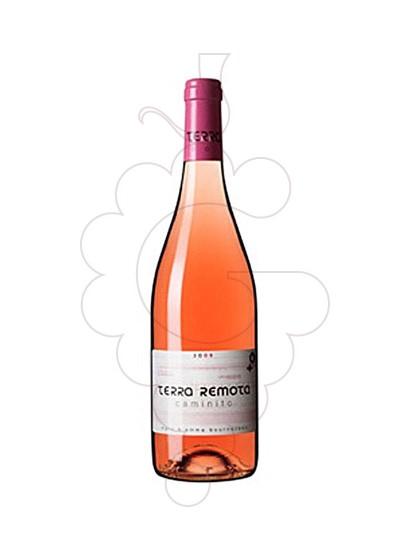 Photo Terra Remota Caminito rosé wine