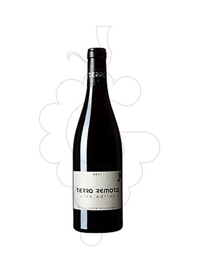 Photo Terra Remota Clos Adrien red wine