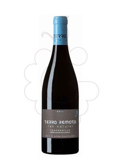 Photo Terra Remota Tan Natural Tempranillo red wine