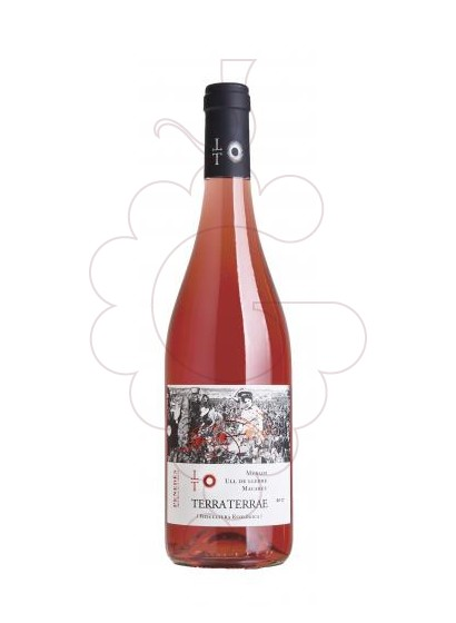 Photo Rosé Terra Terrae rosé wine