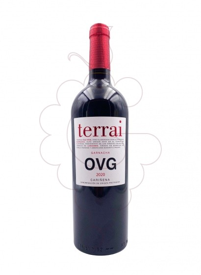 Photo Terrai OVG  red wine