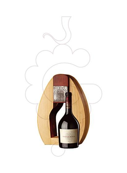 Photo Teso la Monja  red wine
