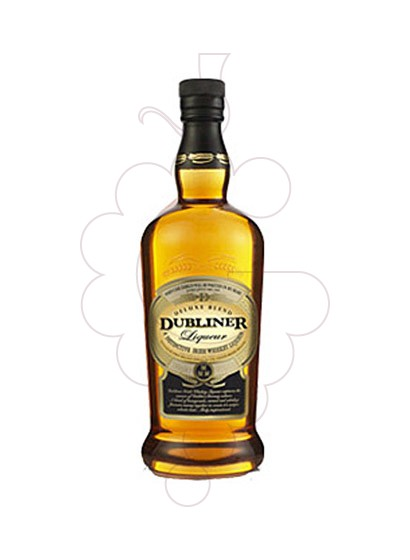 Photo Liqueur The Dubliner Liqueur
