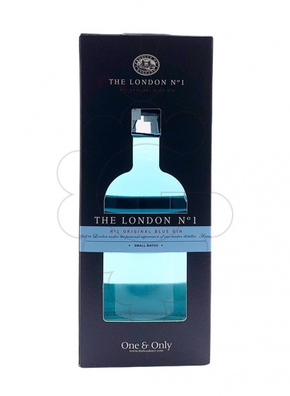 Photo Gin The London Gin Nº 1