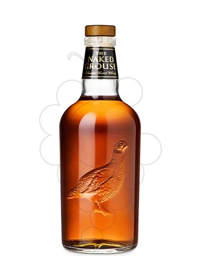 Photo Whisky The Naked Grouse