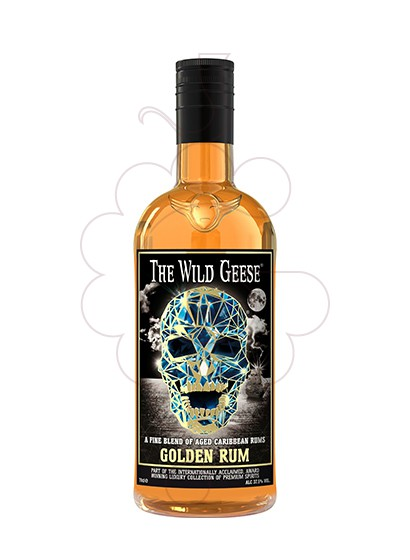 Photo Rum The Wild Geese Golden Rum