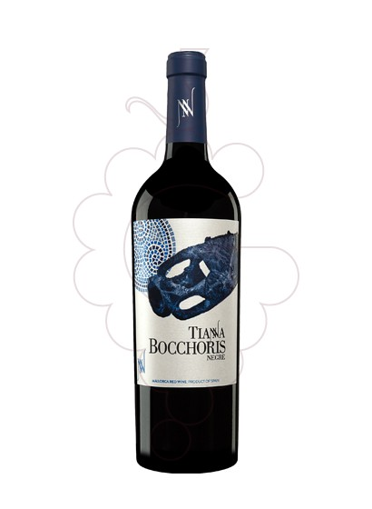 Photo Tianna Bocchoris red wine