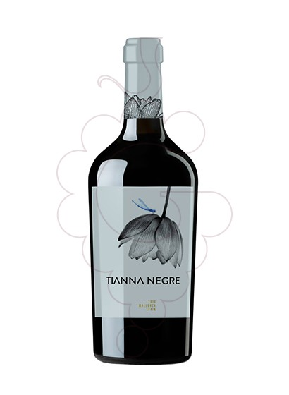 Photo Tianna Negre  red wine