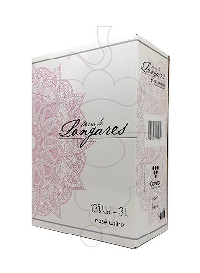 Photo Rosé Tierra Longares Bag in Box rosé wine