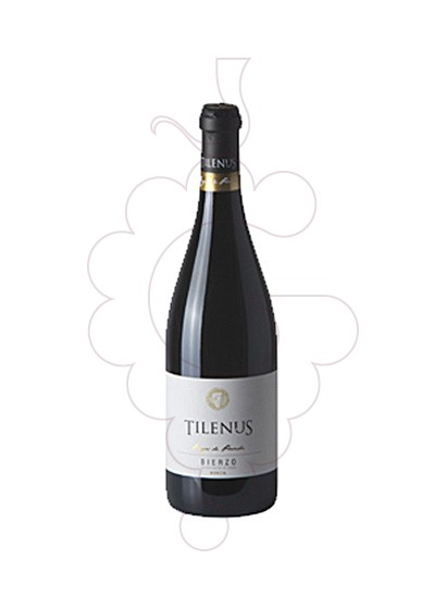 Photo Tilenus Pagos de Posada red wine