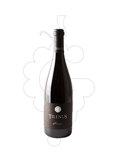 Photo Tilenus Pieros red wine