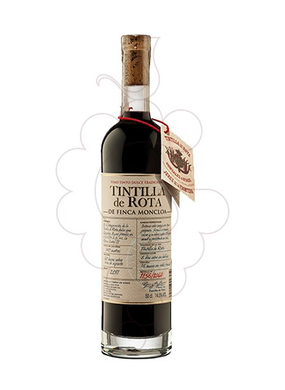 Photo Tintilla de Rota de Finca Moncloa fortified wine
