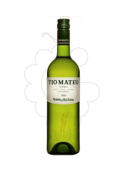 Photo Fino Tio Mateo fortified wine