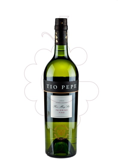 Photo Tio Pepe fortified wine