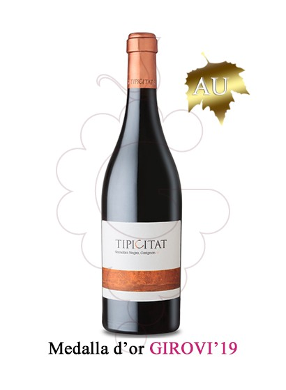 Photo Tipicitat  red wine