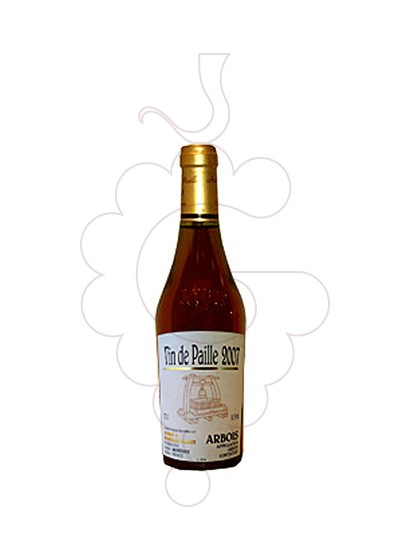Photo Tissot Arbois Vin de Paille  fortified wine