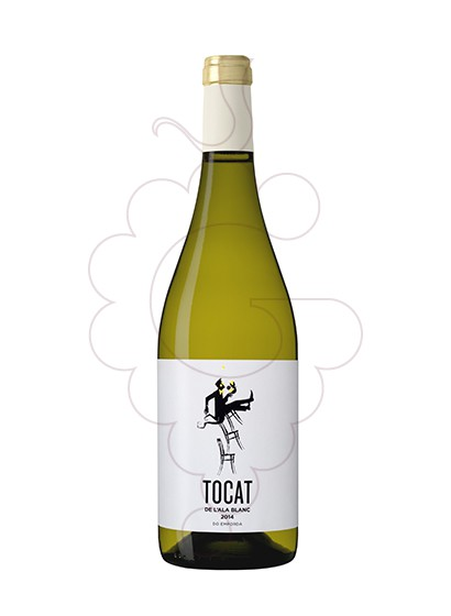 Photo White Tocat de l'Ala white wine