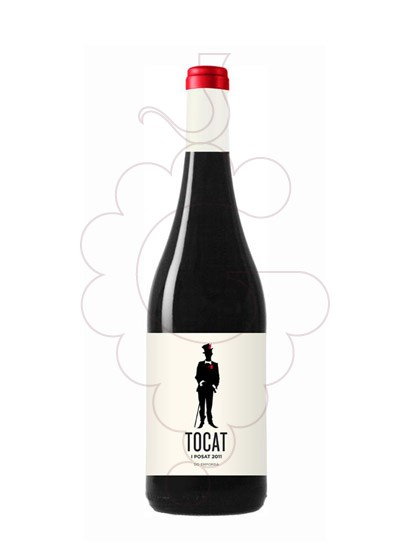 Photo Tocat i Posat red wine